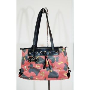 Dooney & Bourke Scottie Terrier Purse